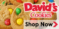 David's Cookies Coupons + cashback