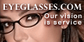 EyeGlasses.com Coupons + cashback