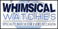Whimsical Watches Coupons + cashback